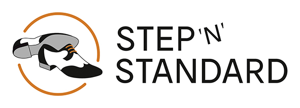 STEP AND STANDARD LOGO WEB